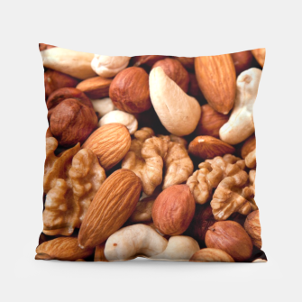 Thumbnail image of nuts pillow, Live Heroes