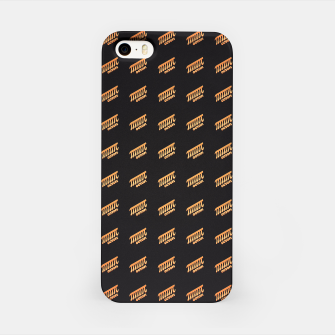 Miniatur Octopi (PI) Nerd Pattern iPhone Case, Live Heroes