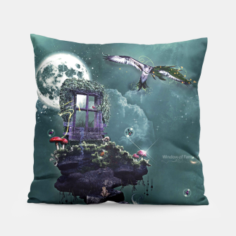 Thumbnail image of window of fantasy pillow, Live Heroes