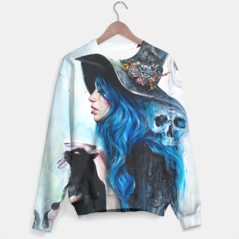Thumbnail image of Blue Valentine Sweater, Live Heroes