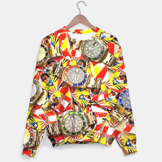 Thumbnail image of Popup Thailand Sweater, Live Heroes