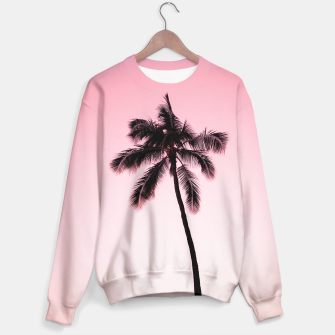 Thumbnail image of palmtree ver.pink Sweater, Live Heroes