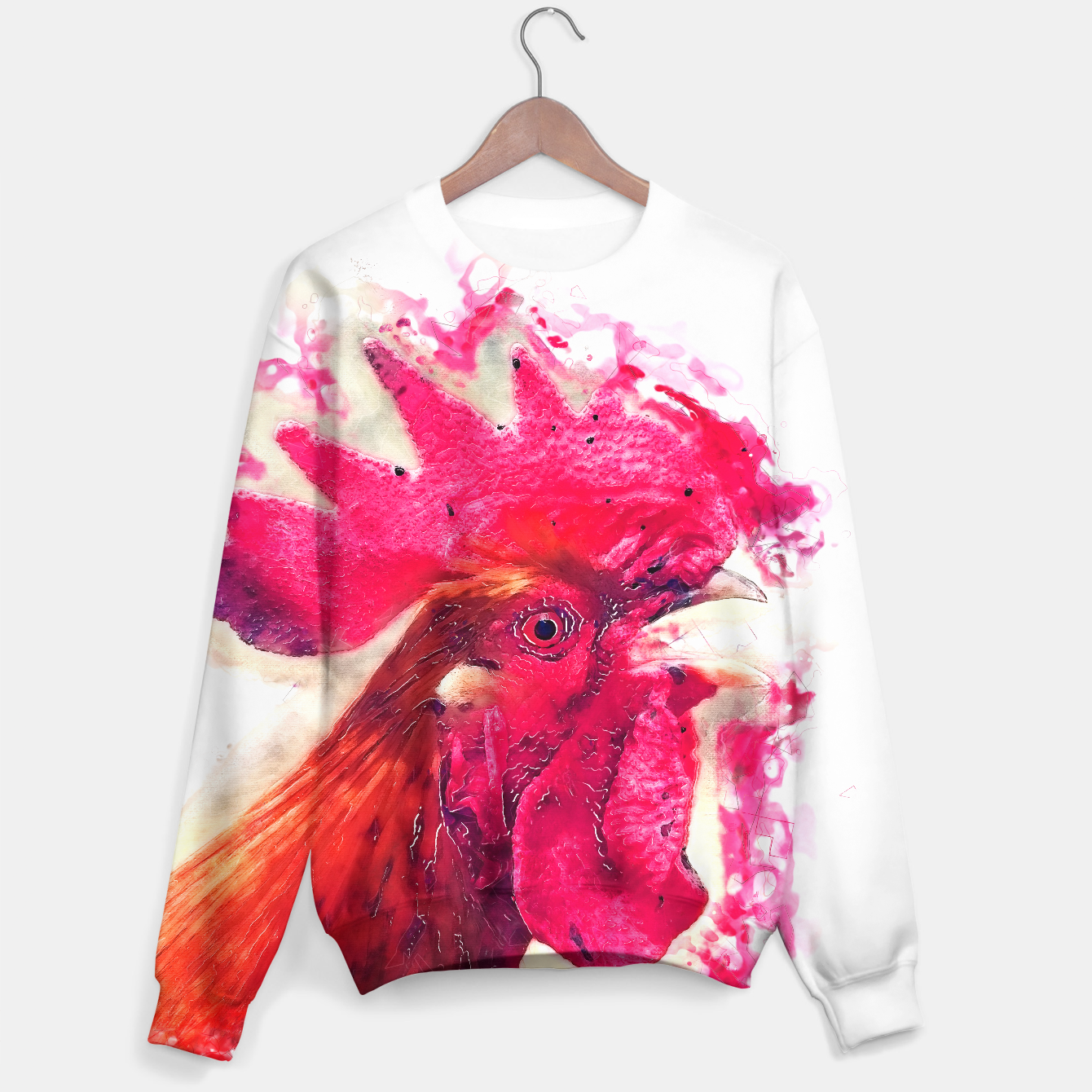 Image of Rooster sweater - Live Heroes