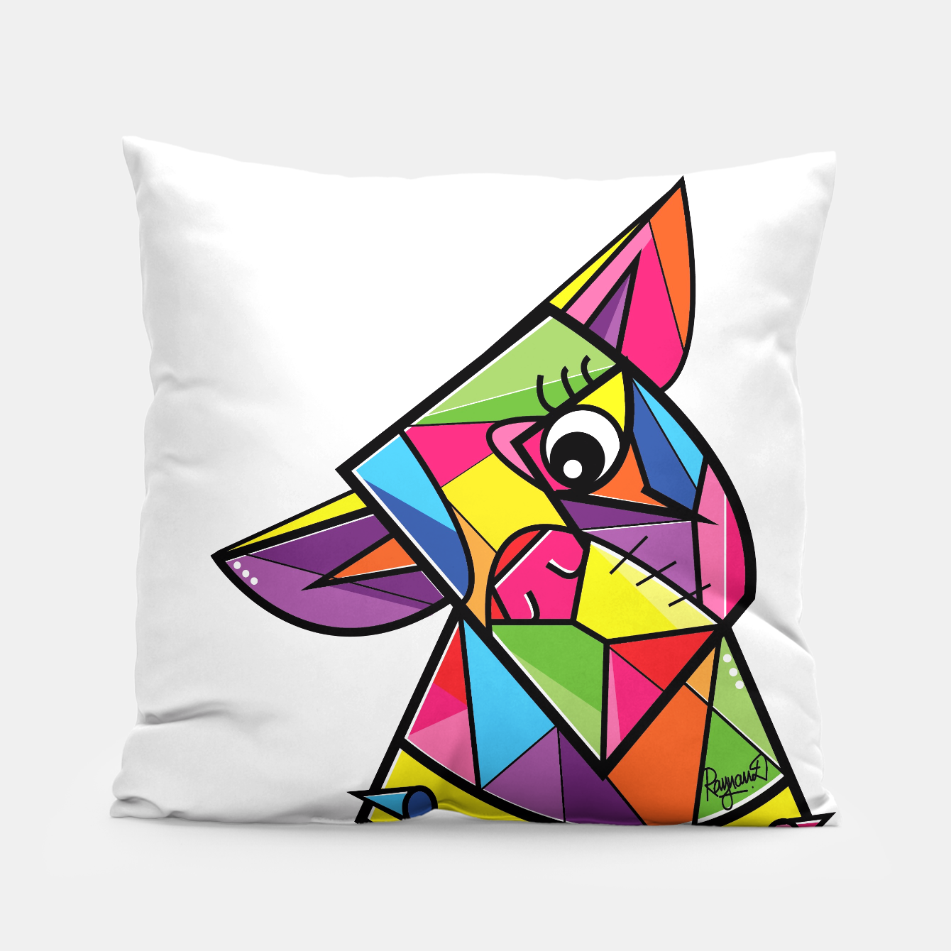 Image de Coussin - My French Bouledogue - Live Heroes