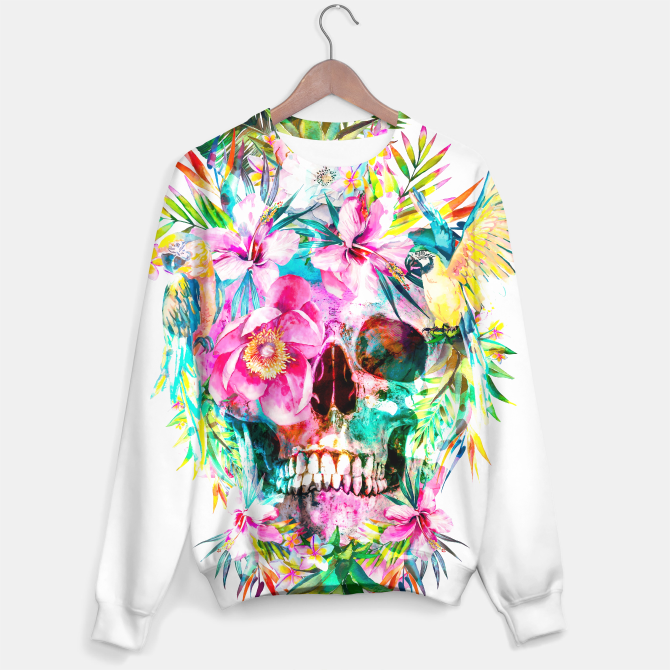 Image of TROPICAL SKULL - Live Heroes