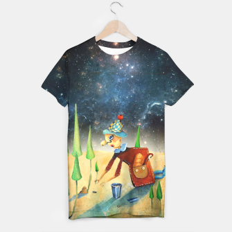 Thumbnail image of Environmentalist T-shirt, Live Heroes