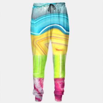 Thumbnail image of Psychedelic Agate Sweatpants , Live Heroes