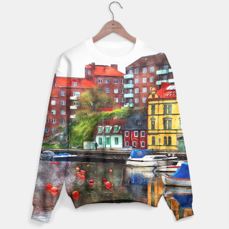 Thumbnail image of Karlskrona sweater, Live Heroes