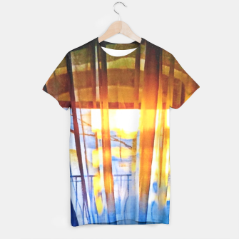 Thumbnail image of Evening Light T Shirt, Live Heroes