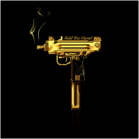 Gold Uzi Cartel logo