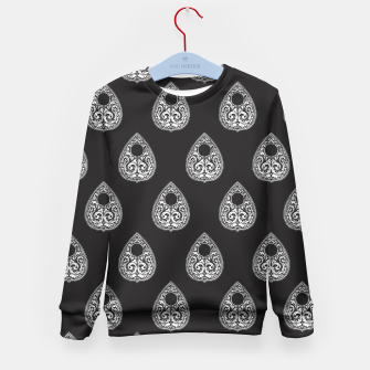 Thumbnail image of OUIJA planchette kids sweater, Live Heroes