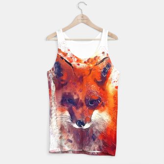 Thumbnail image of Foxy tank top, Live Heroes