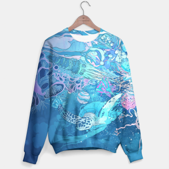 Thumbnail image of sea sweater, Live Heroes