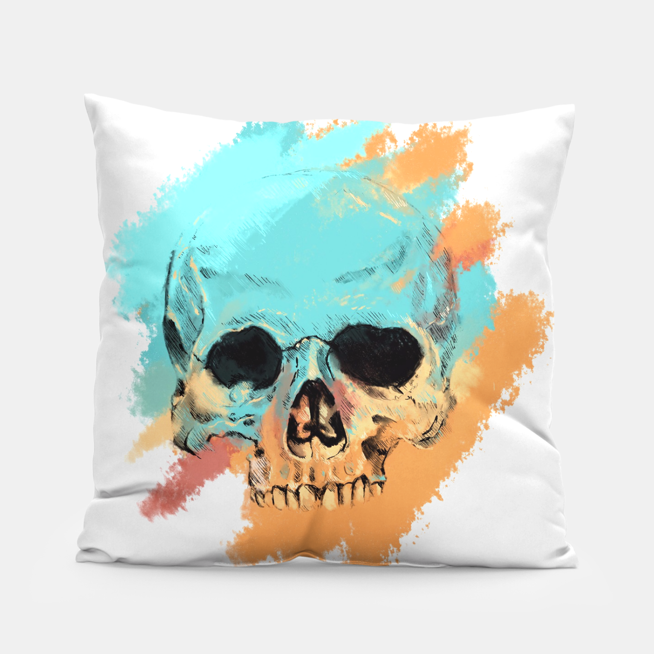 Image of Skull - Live Heroes