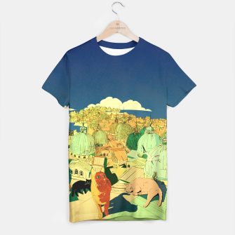 Thumbnail image of cat tee , Live Heroes