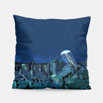 Thumbnail image of southsea parade cushion/ jelly, Live Heroes