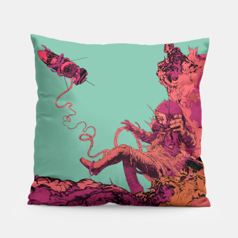 Thumbnail image of astronaut cushion, Live Heroes