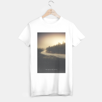 Thumbnail image of The roads we travel T-shirt II, Live Heroes