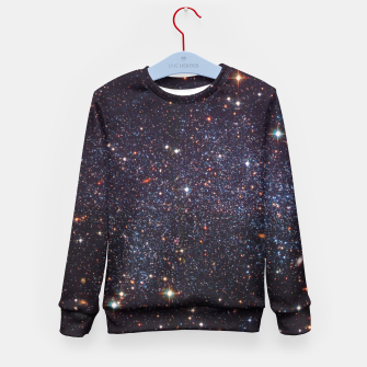 Thumbnail image of Galaxy (Kid's Sweater), Live Heroes