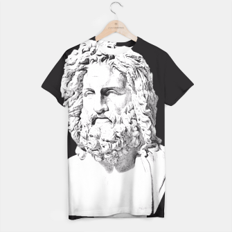 Thumbnail image of Zeus T-Shirt, Live Heroes