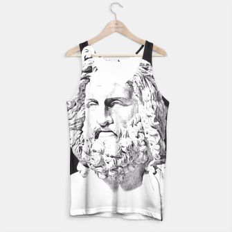 Thumbnail image of Zeus Tank Top, Live Heroes