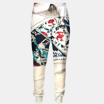 Miniatur Spring & Blossom Sweatpants, Live Heroes