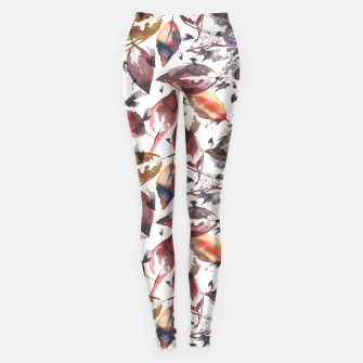 Imagen en miniatura de Autumn leaves leggings, Live Heroes