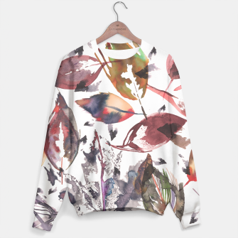 Imagen en miniatura de Autumn leaves sweater, Live Heroes