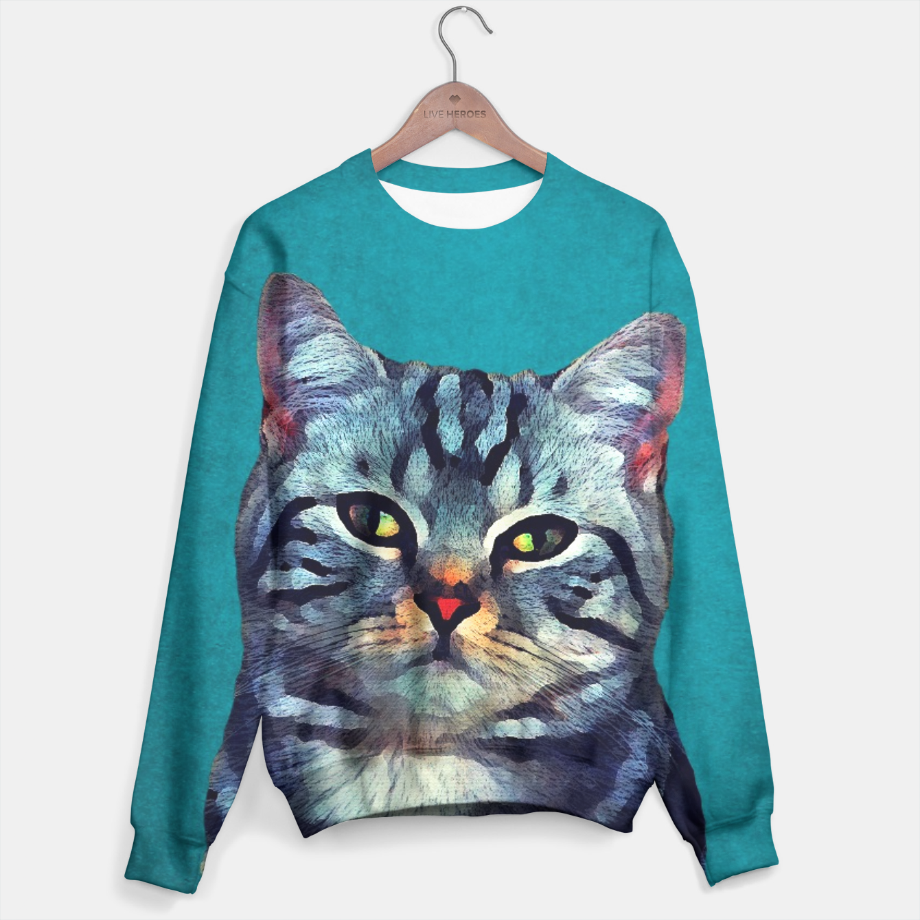 Image of Bella cat sweater - Live Heroes
