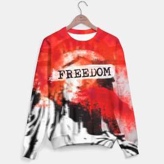 Thumbnail image of Freedom (Sweater), Live Heroes