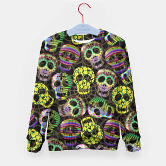 Thumbnail image of Sugar Skulls Halloween Pattern, Live Heroes