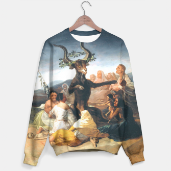 Thumbnail image of Witches' Sabbath (Sweater), Live Heroes