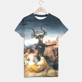 Thumbnail image of Witches' Sabbath (T-Shirt), Live Heroes