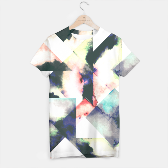 Imagen en miniatura de Colored tiles t-shirt, Live Heroes