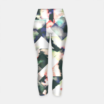 Imagen en miniatura de Colored tiles yoga pants, Live Heroes