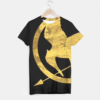 Thumbnail image of The Hunger Games (T-Shirt), Live Heroes
