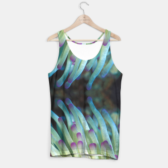 Thumbnail image of Anemone Tank Top, Live Heroes