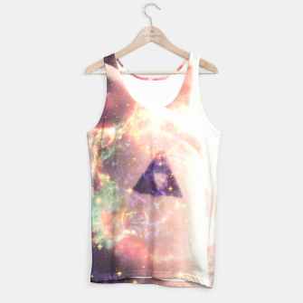 Thumbnail image of Wisdom Power Courage Tank Top, Live Heroes