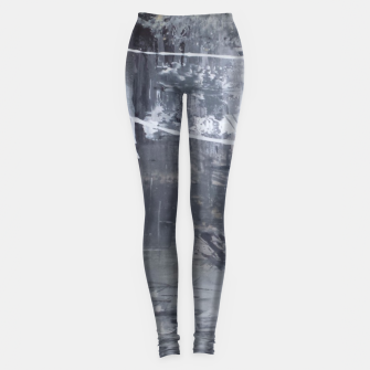 Miniature de image de Newspaper leggins, Live Heroes