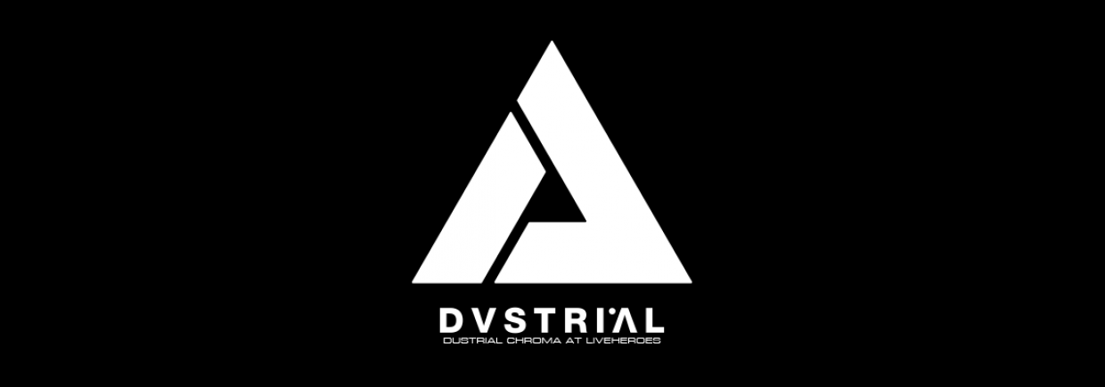 DUSTRIAL background image, Live Heroes