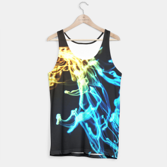 Thumbnail image of Dark Jelly Tank Top, Live Heroes