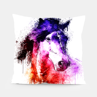 Thumbnail image of watercolor horse, Live Heroes