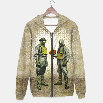 Thumbnail image of Contagious Love Sudadera con capucha, Live Heroes