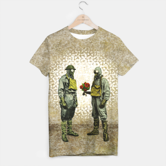 Thumbnail image of Contagious Love Camiseta, Live Heroes