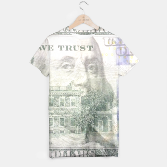Thumbnail image of Money T-Shirt, Live Heroes