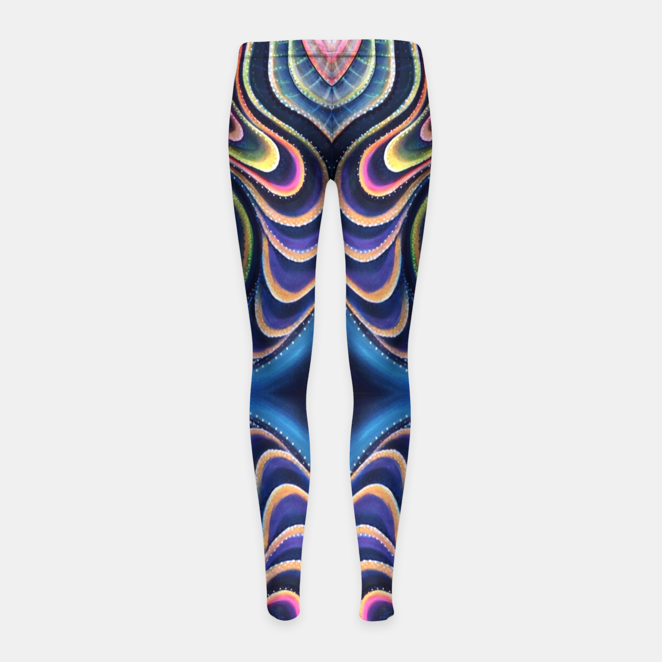Image of 4D Nights Kids Leggings - Live Heroes