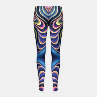 Thumbnail image of 4D Nights Kids Leggings, Live Heroes