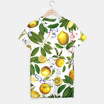 Thumbnail image of Lemon Tree Tshirt White, Live Heroes