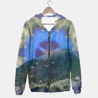 Thumbnail image of Crystal Eye Hwy Hoodie, Live Heroes
