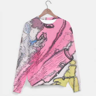 Thumbnail image of WOMENS Fox & Dragon Sweater 1, Live Heroes